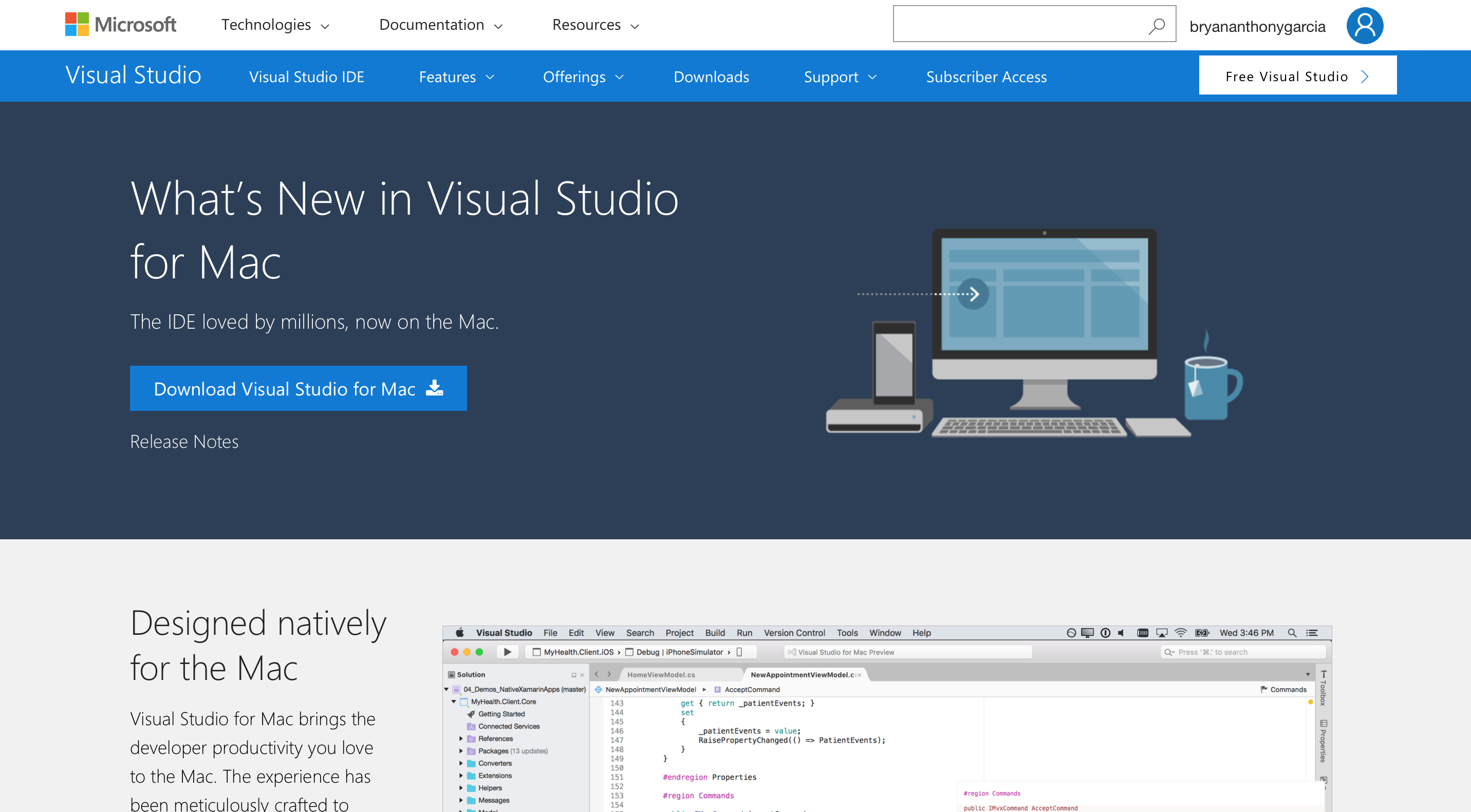 download visual studio for mac xamarin